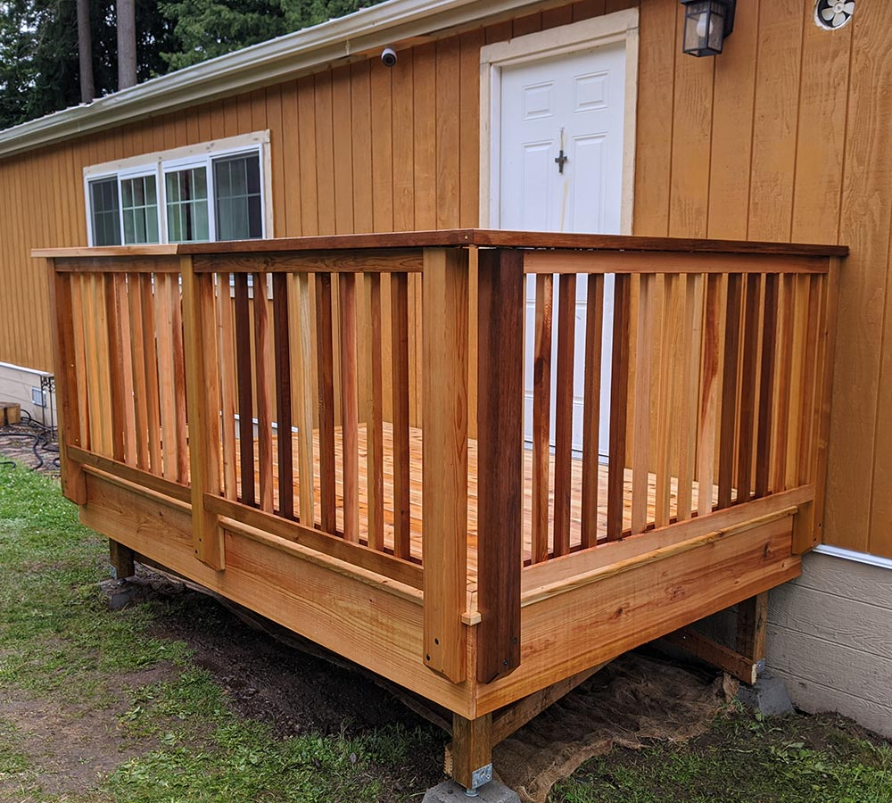 Marysville Deck Builder